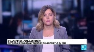 2020-07-24 12:13 Report warns ocean pollution could triple by 2040