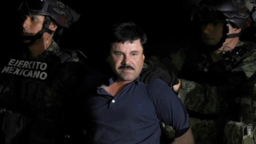 As 'El Chapo' faces court, Sinaloa cartel advances its pawns