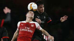 Le Stade Rennais n'a rien pu faire sur la pelouse d'Arsenal (3-0).