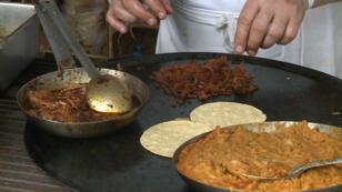 el primer festival de gastronomía COMALI