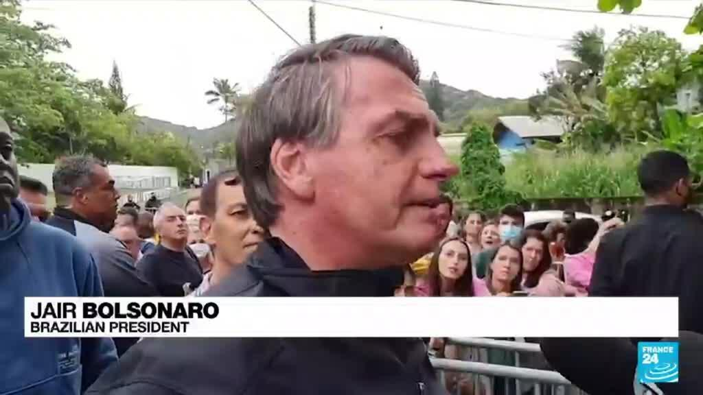 2021-10-20 08:03 Brazil's Bolsonaro to face charge of 'intentional' crimes over Covid-19 response