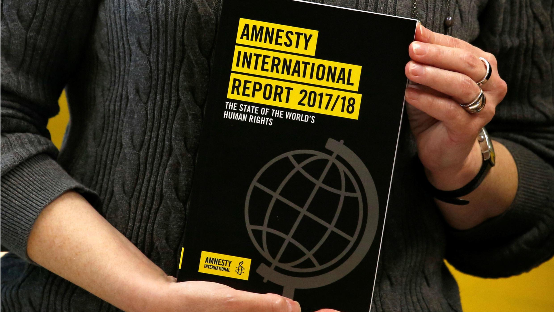 El informe anual 2017/18 de AI presenta un análisis de la situación de los derechos humanos en el mundo.