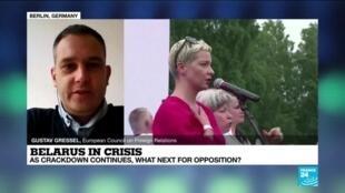 2020-09-08 14:38 Analysis of Belarus crisis
