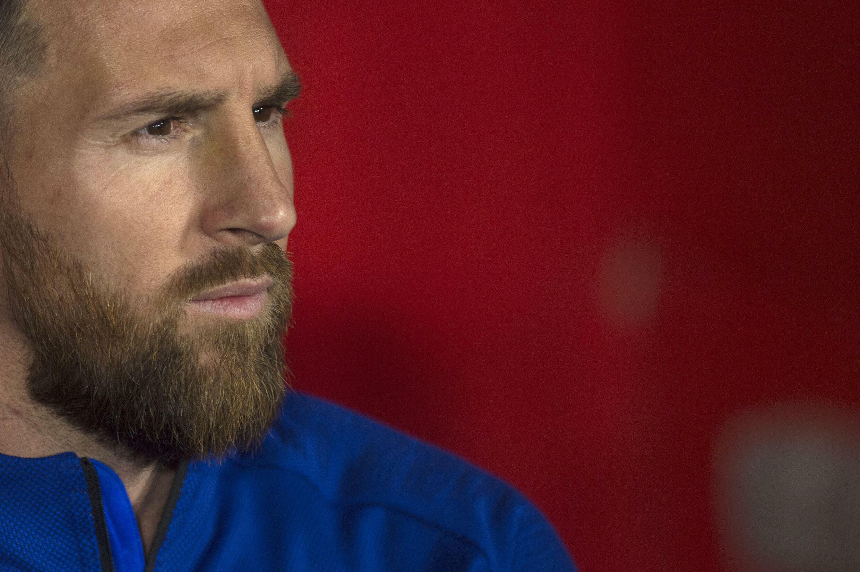 ليونيل ميسي لن يوقع عقدا جديدا مع برشلونة