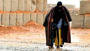 Nearly 50,000 displaced people like in Rukban