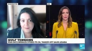 2019-10-11 22:05 If the Iranian oil tanker was actually attacked, Saudi Arabia was probably not involved