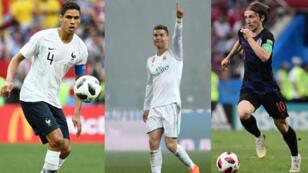 Après ce mondial, quelques favoris commencent à se dégager pour le Ballon d'or.