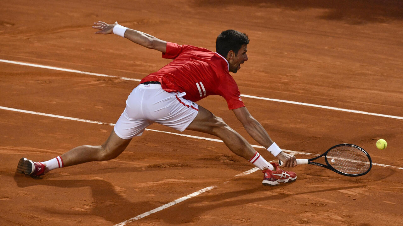'Old guys' Djokovic and Nadal set up 57th career clash at Italian Open