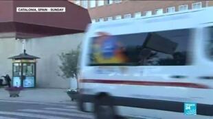 2020-07-13 14:09 Judge overturns fresh lockdown measures in northern Spain