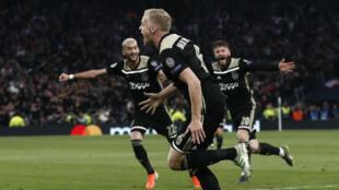 Très belle performance de l'Ajax Amsterdam sur la pelouse de Tottenham.