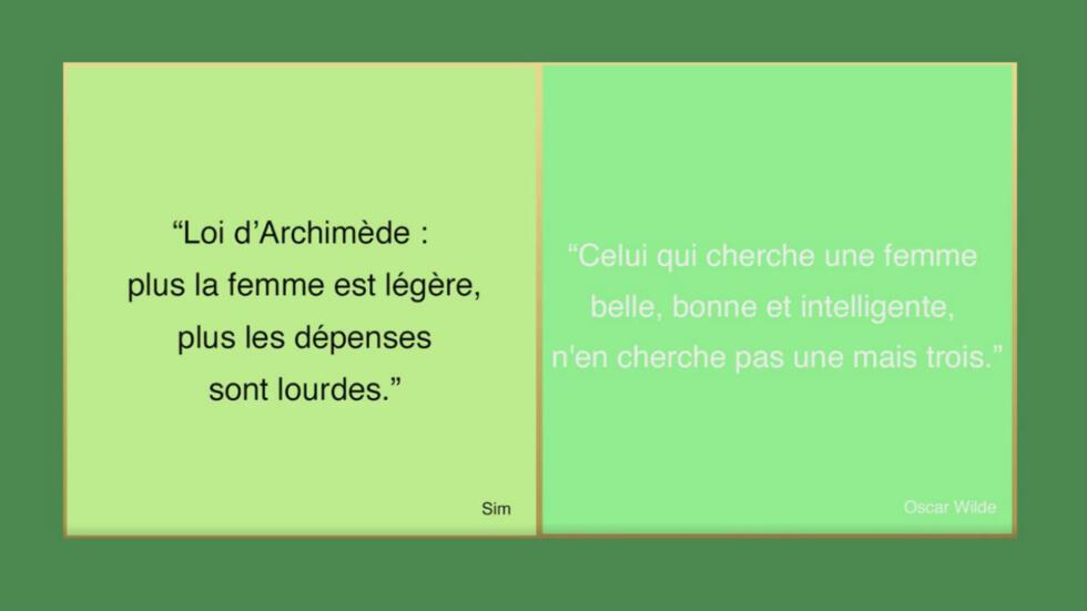La Monnaie De Paris Met En Ligne Une Vidéo De Citations