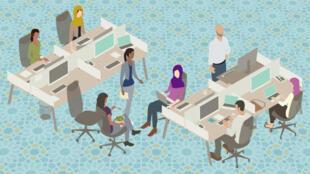 Les start-ups musulmanes commencent à se faire une place dans l'univers tech