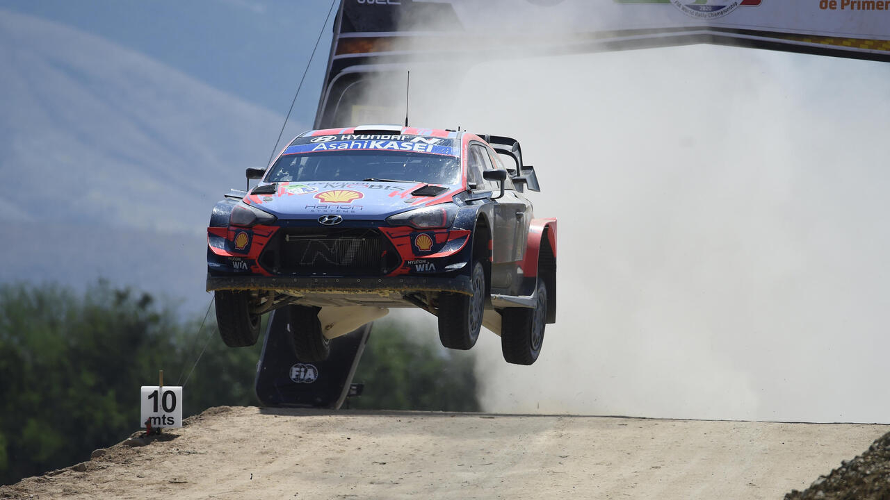 World Rally Championship to resume in Estonia in September - France 24