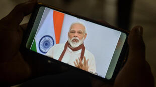 The stimulus package announced by Prime Minister Narendra Modi is worth about 10 percent of India's GDP