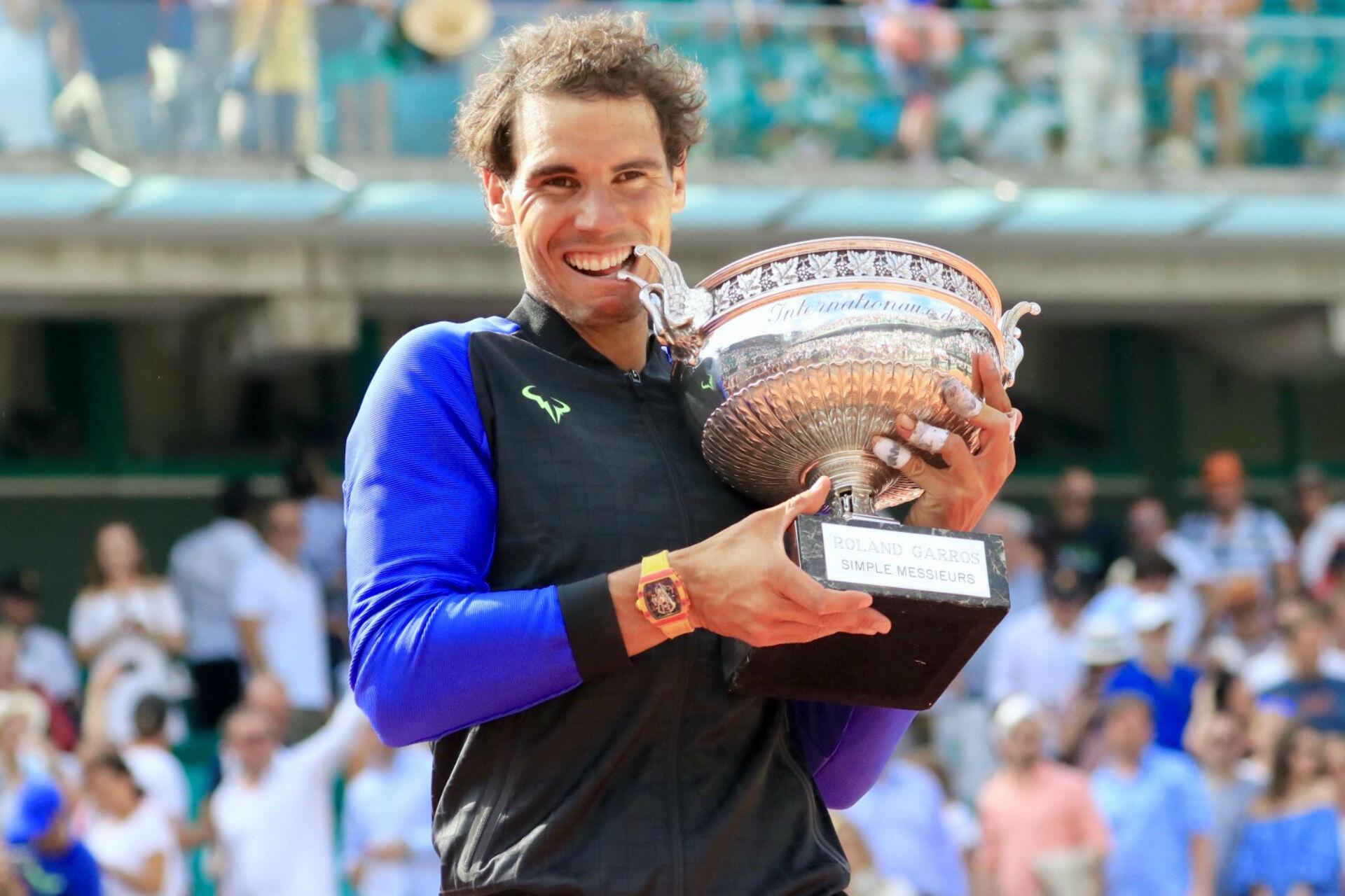 Roi de la terre battue, Rafael Nadal a remporté sa dixième couronne à Roland-Garros.