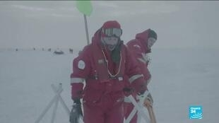 2020-10-13 10:13 Arctic expedition warning: Biggest North Pole mission returns from 'dying' ocean