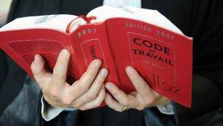 France's 'bloated' labour code?