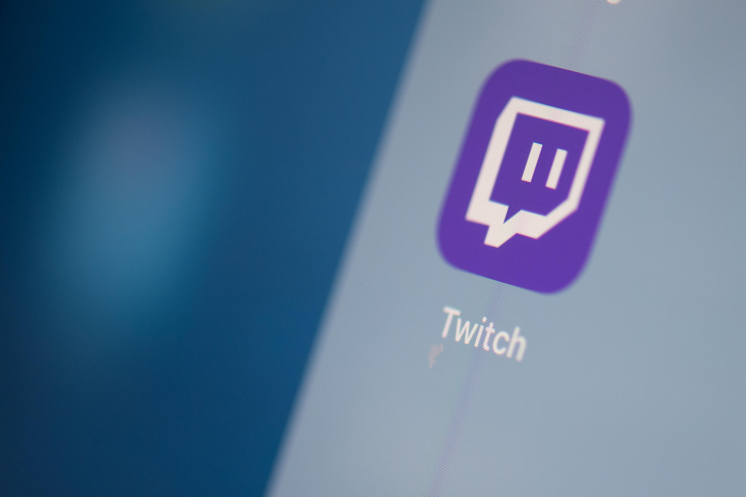 Twitch foot