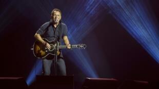 Bruce Springsteen le 30 septembre 2017 à Toronto