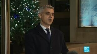 2019-11-29 18:02 London Mayor Sadiq Khan says members of the public showed 'breath-taking heroism' in London Bridge Incident