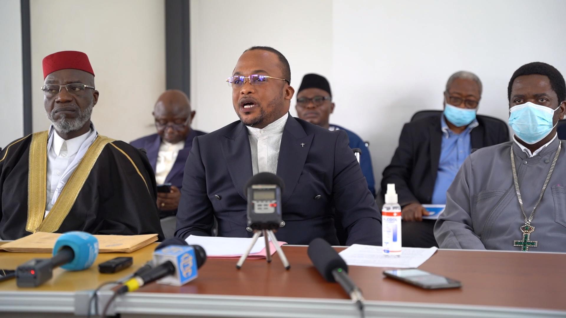 Présidence de la Céni en RD Congo : pas d'accord des représentants religieux malgré l'ultimatum