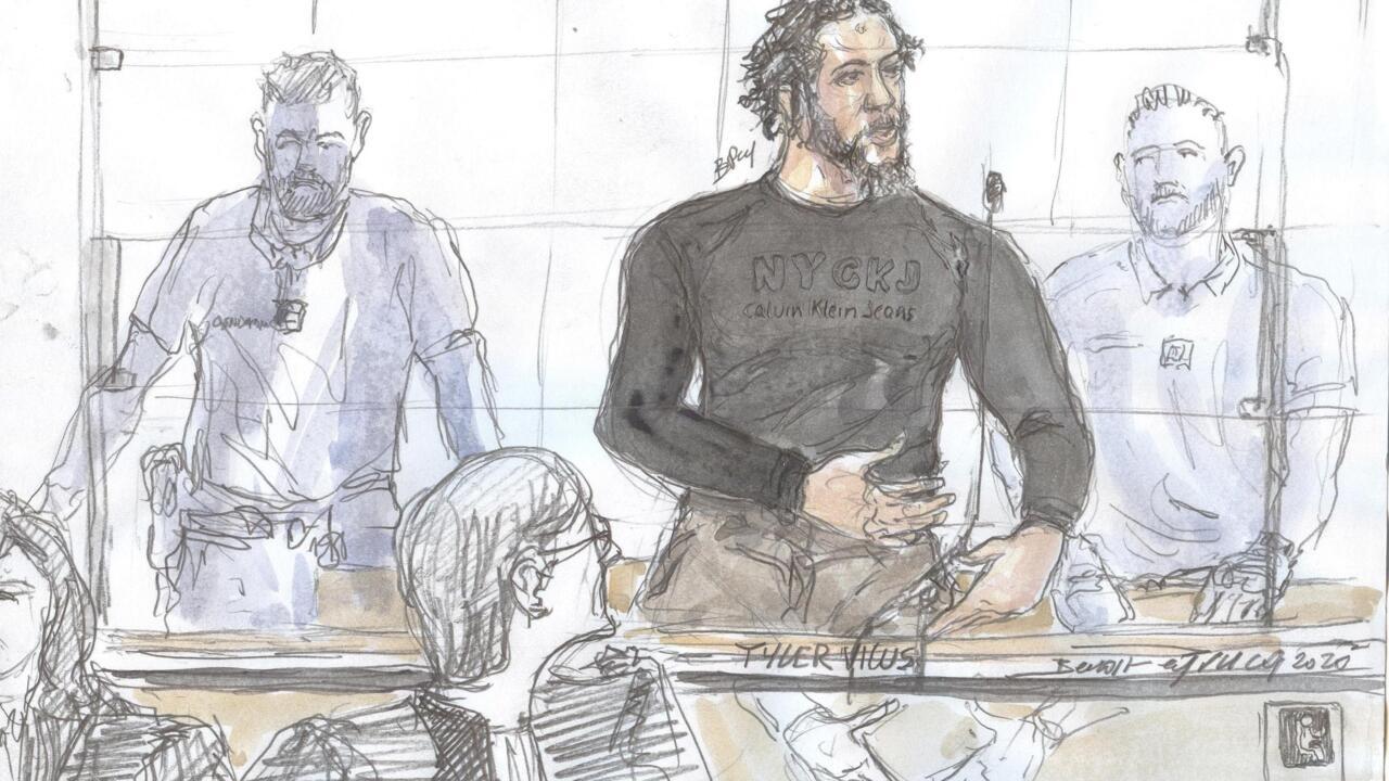 Prosecutors seek life term for French jihadist accused of Syria executions