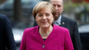 Las reuniones entre los partidos alemanes iniciaron con optimismo en una semana clave para formación de gobierno