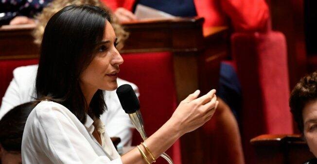 المسؤولة في وزارة الانتقال البيئي الفرنسية برون بوارسون.