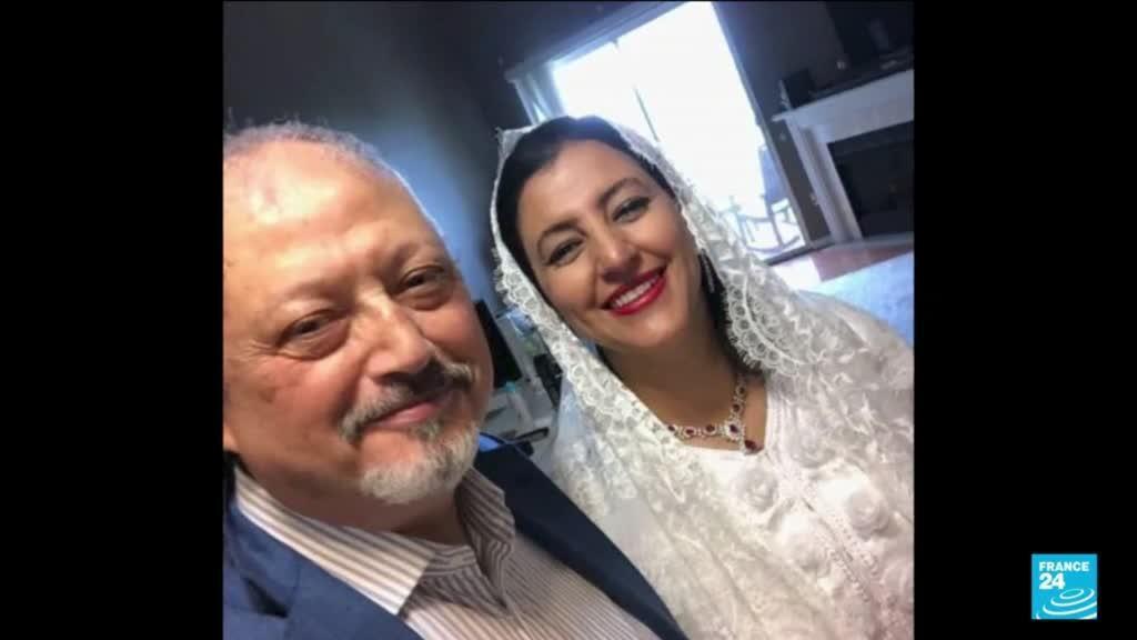 2021-07-19 18:05 NSO group's Pegasus spyware was found on Jamal Khashoggi's fiancée's phone