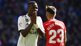 Le Real a perdu la deuxième place du classement en concédant une défaite à domicile face à Girona (1-2).,