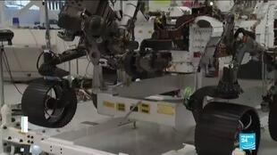 2020-07-30 11:13 US rover aims to collect soil samples from Red Planet