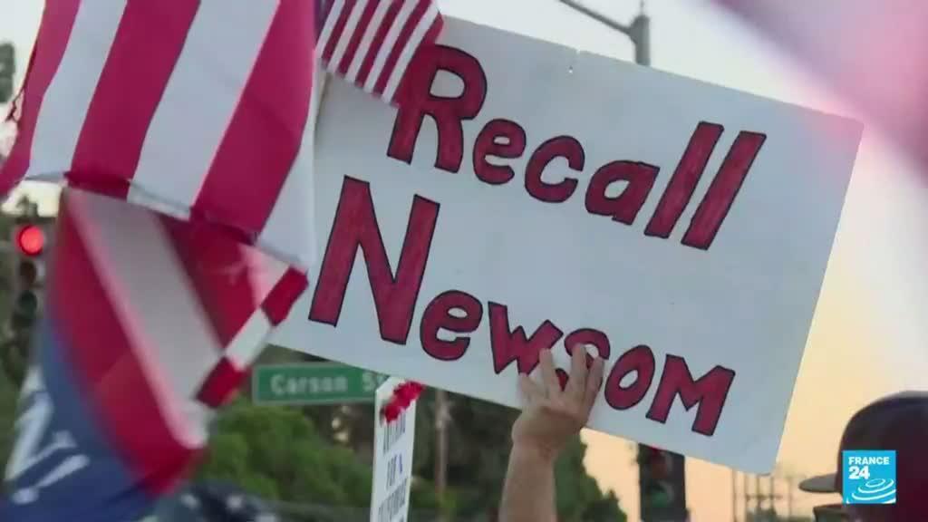 2021-09-14 19:01 ¿Por qué California debate la continuidad del gobernador Gavin Newsom?