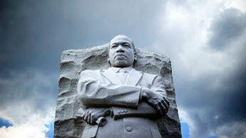 Statue de Martin Luther King érigée à Washington