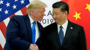 En junio, Donald Trump postergó la deciisón de imponer nuevos aranceles a China tras reunirse con su homólogo, Xi Jinping en Japón