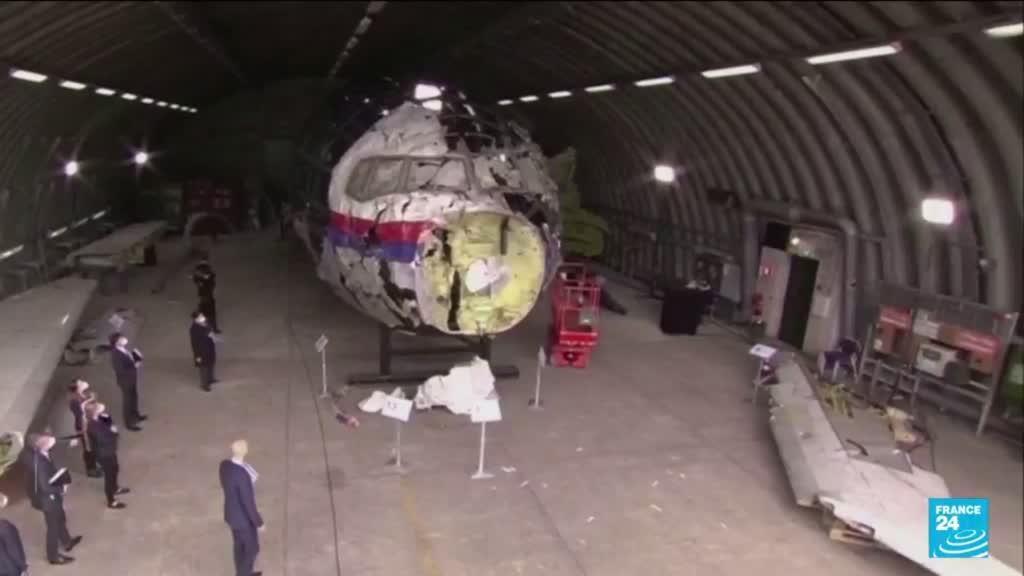2021-06-07 10:10 Crash du vol MH17 : le procès reprend avec l'examen des preuves