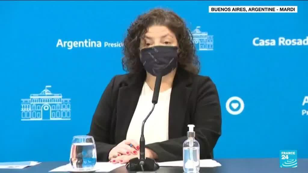 2021-09-22 10:08 Covid-19 : l'Argentine allège ses restrictions sanitaires