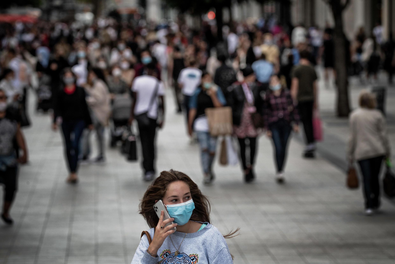 Francia y España han visto crecer su número de nuevos contagios en las últimas semanas.