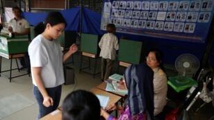 تايلنديون يدلون بأصواتهم في الانتخابات التشريعية 24 مارس/آذار 2019