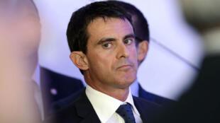"""Manuel Valls a appelé à """"la plus grande vigilance"""" concernant les événements de Nantes et Dijon."""