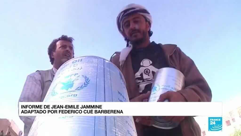 2021-01-28 13:39 La guerra ha dejado sin recursos suficientes a Yemen para alimentar a toda su población