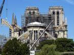 Reprise des travaux à Notre-Dame de Paris