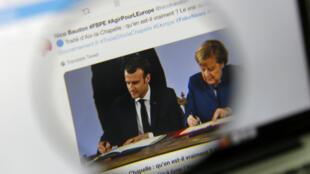 Les fausses informations devraient jouer un rôle important durant la campagne des élections européennes.