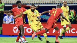 Le Bénin et la Guinée-Bissau n'ont pas réussi à se départager.