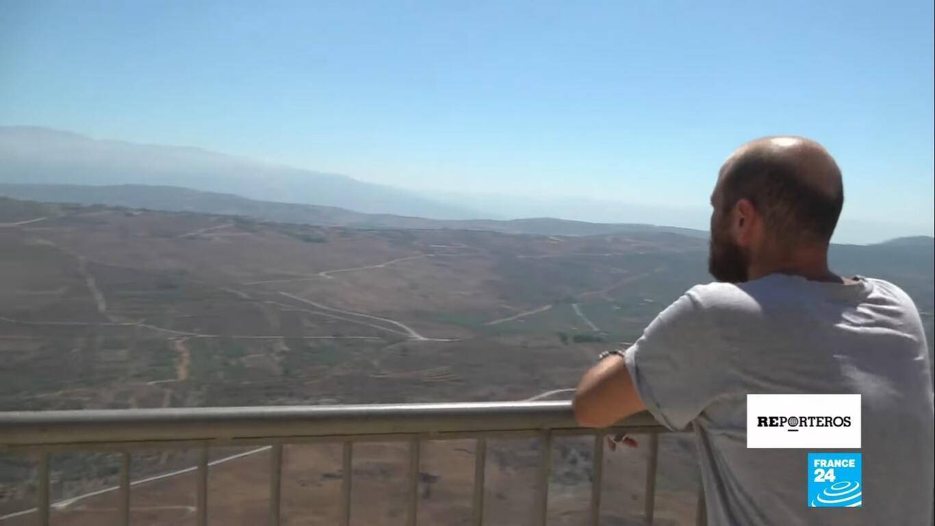 reporteros Libano jovenes