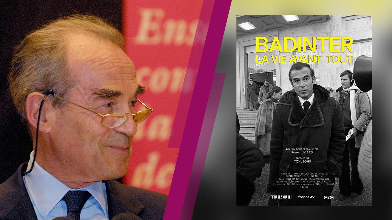 Premieres - France 24 - Badinter