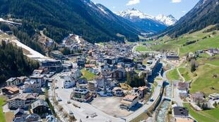 Ischgl, a tourism hotspot, was one hit by a coronavirus outbreak