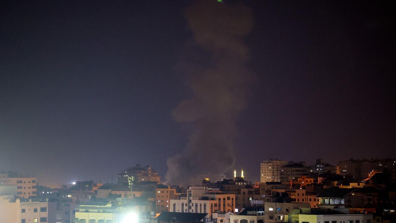 GAZA BOMBARDEOS 1
