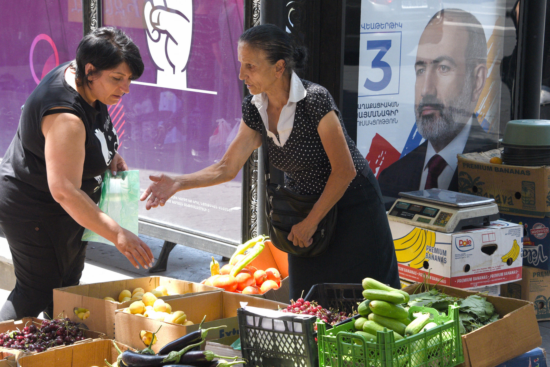 Armenia snap polls