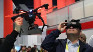 La société de fabrication de drone EHang illustre bien la scène techno chinoise : innovante et inconnue en Occident.
