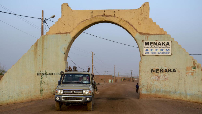 Suspected jihadists kill dozens of Tuaregs in Mali